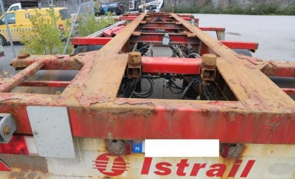 Istrail Containerslep